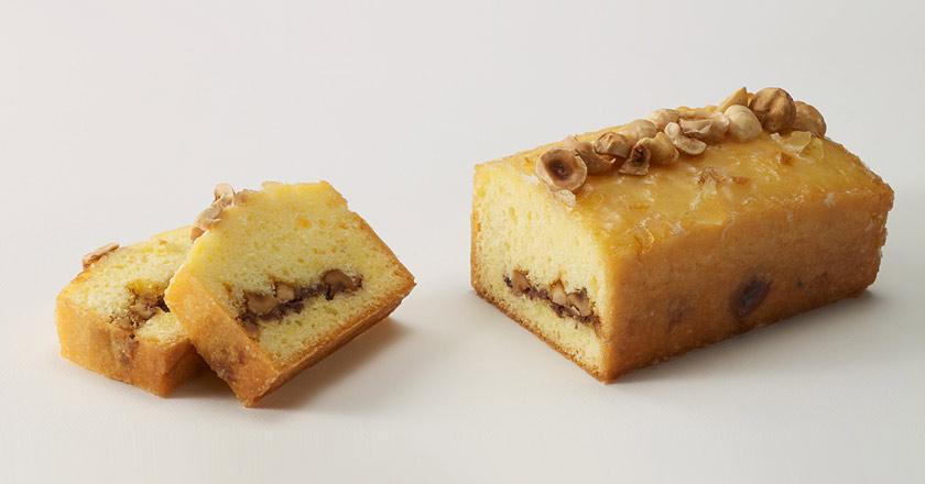 2014彩の国ケーキショー 焼き菓子部門 金賞受賞作品「ケーク シトロン ノワゼット」