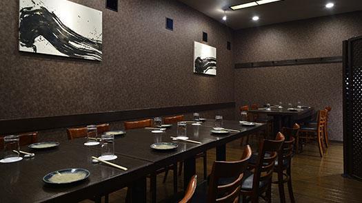 居酒屋「赤松」グリル&鉄板焼き