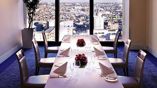 レストラン「RPR」