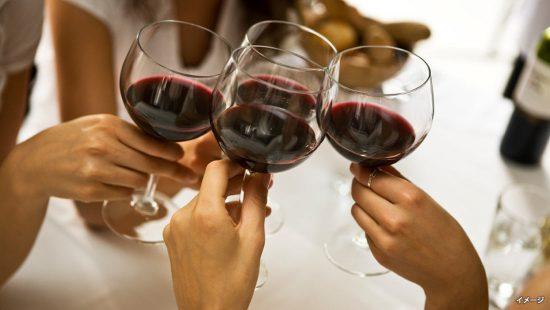 【女子会プラン】飲み放題(3時間)+スパークリングワイン飲み放題付きプラン<平日>
