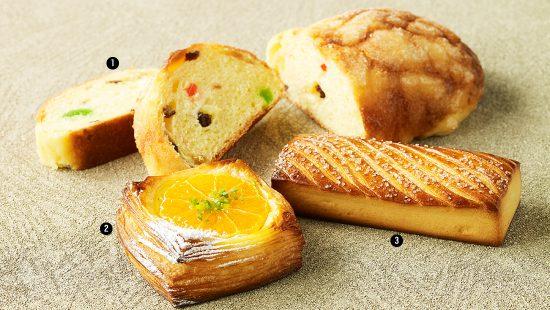 1月のおすすめパン